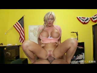 Fucking To America – Jordan Pryce & Ramon (Big Tits at School)